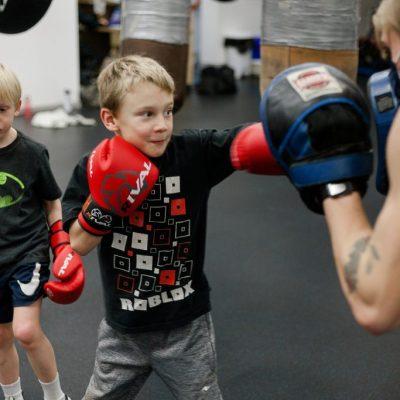 Initiates Boxing (7-9)