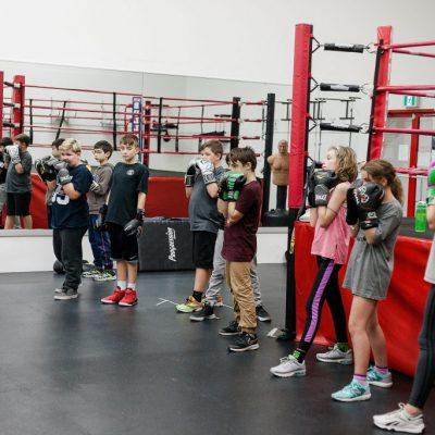 Juniors Boxing (10-12)