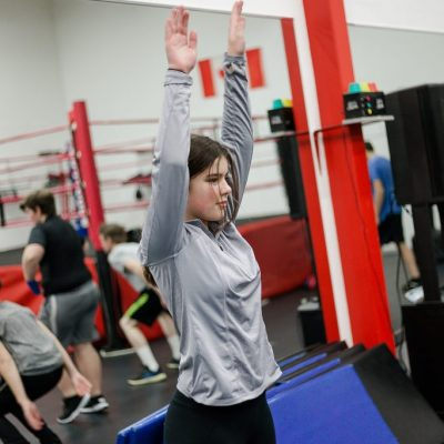 Youth Warrior Conditioning (13-18)
